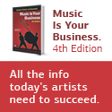 Music Is Your Business. 4th Edition