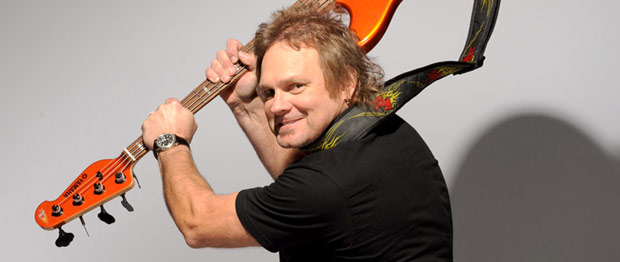 Michael Anthony. Photo by Ross Halfin