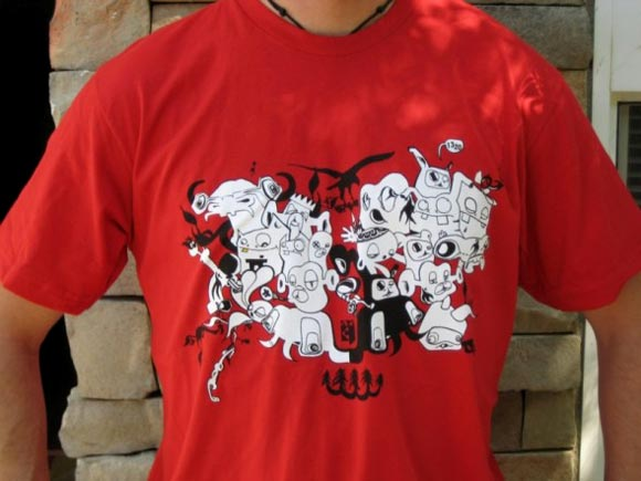 STS9-tshirt-red