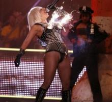 Lady Gaga at MuchMusic Video Awards