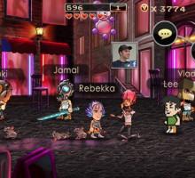 Linkin Park 8-Bit Rebellion! game