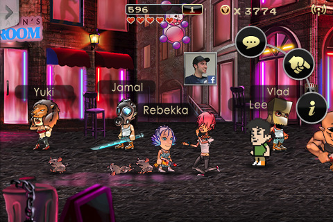 Linkin Park 8-Bit Rebellion! game