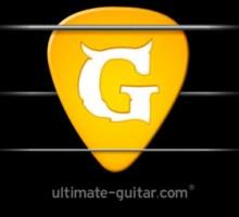 Ultimate Guitar Tabs iPhone App