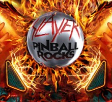 Slayer: Pinball Rocks