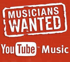 Musicians Wanted: Youtube's New Tool For Artists | Dotted Music