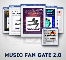 Music Fan Gate 2.0