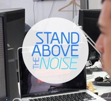 Soundcloud - Stand Above The Noise
