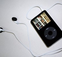 iPod and CDs