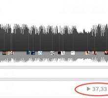 Soundcloud fake track