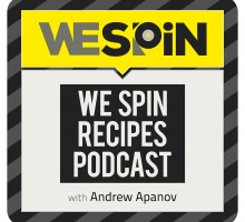 We Spin Recipes