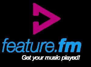 Feature.fm logo