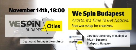 WeSpin Budapest