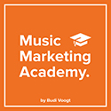 Music Marketing Academy by Boodi Voogt