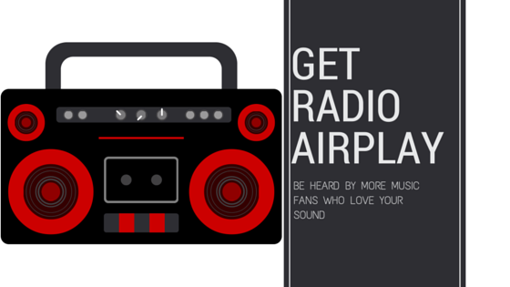 Get Radio Airplay