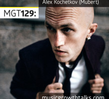 Alex Kochetkov, CEO and founder of Mubert